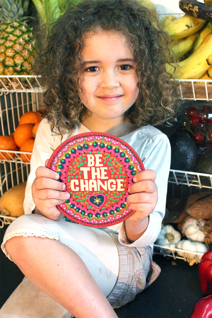 shani be the change
